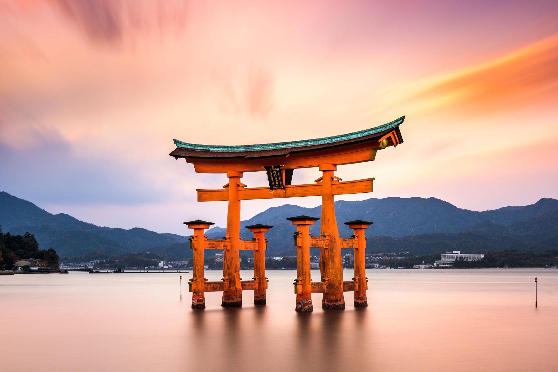 Mijayima - Magnificent Japan