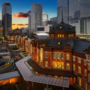 Tokyo Station 350x350 - Magnificent Japan