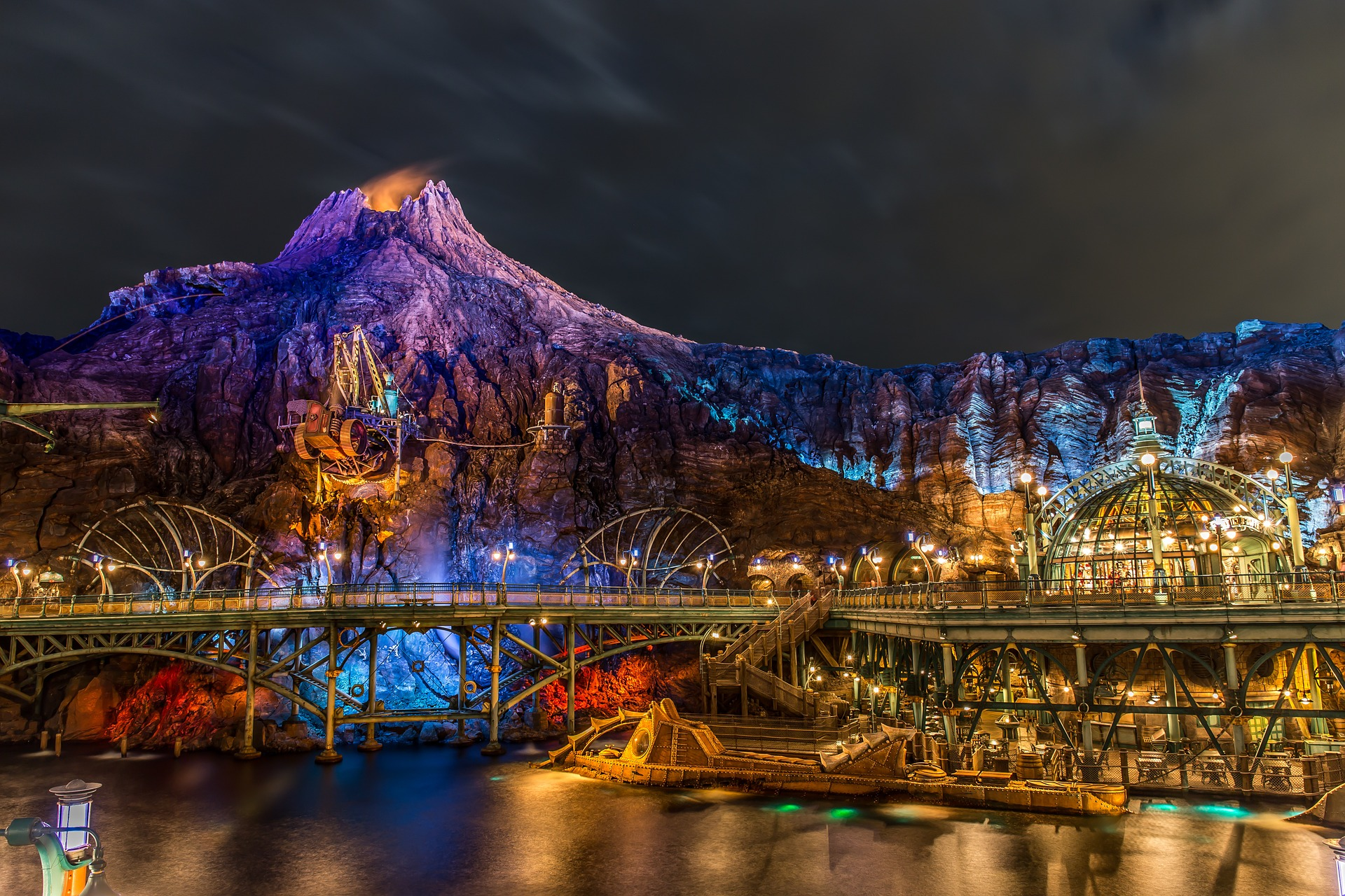 disney 1359226 1920 - Japan Theme Park Package