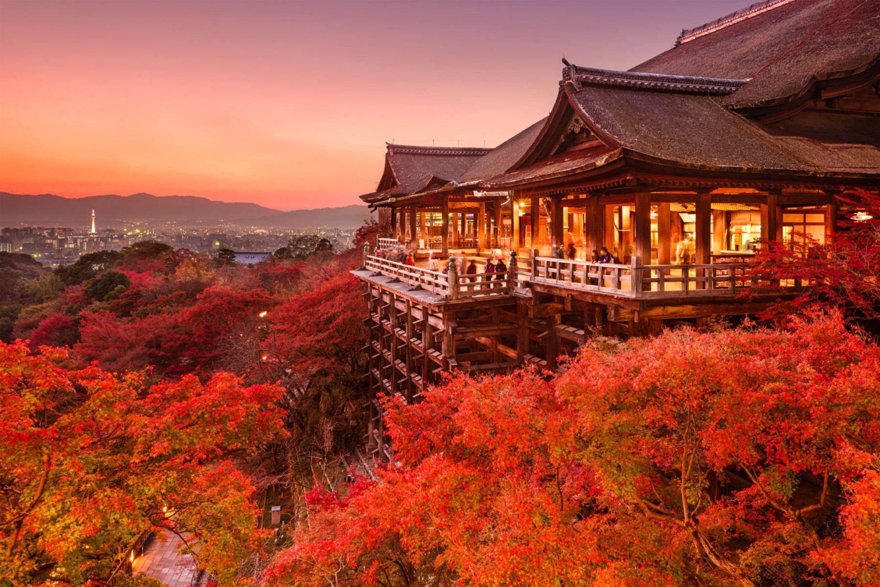 kyoto e1517522369472 - Magnificent Japan
