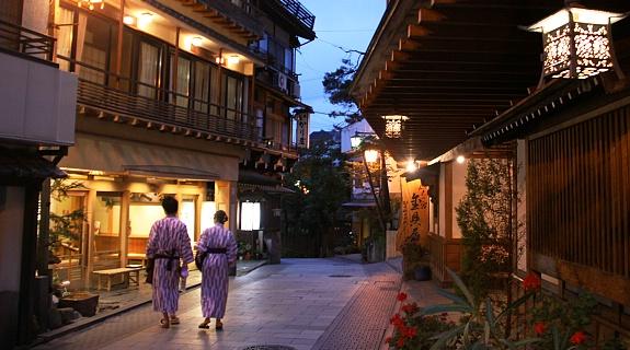 Shibu Onsen, Nagano Prefecture