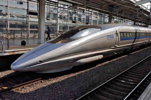Bullet train 300x199 - Japan: Perfect Place for Family Vacation - Here's Why