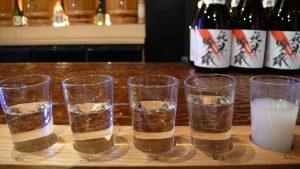 Sake cups 300x169 - Sake 101: Japanese Sake Beginner's Guide