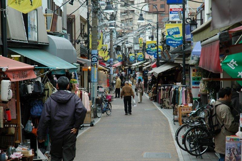 Yanaka Ginza - Yanaka: Nostalgic Neighborhood of Tokyo