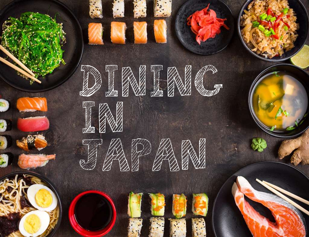 dining experiences in Japan
