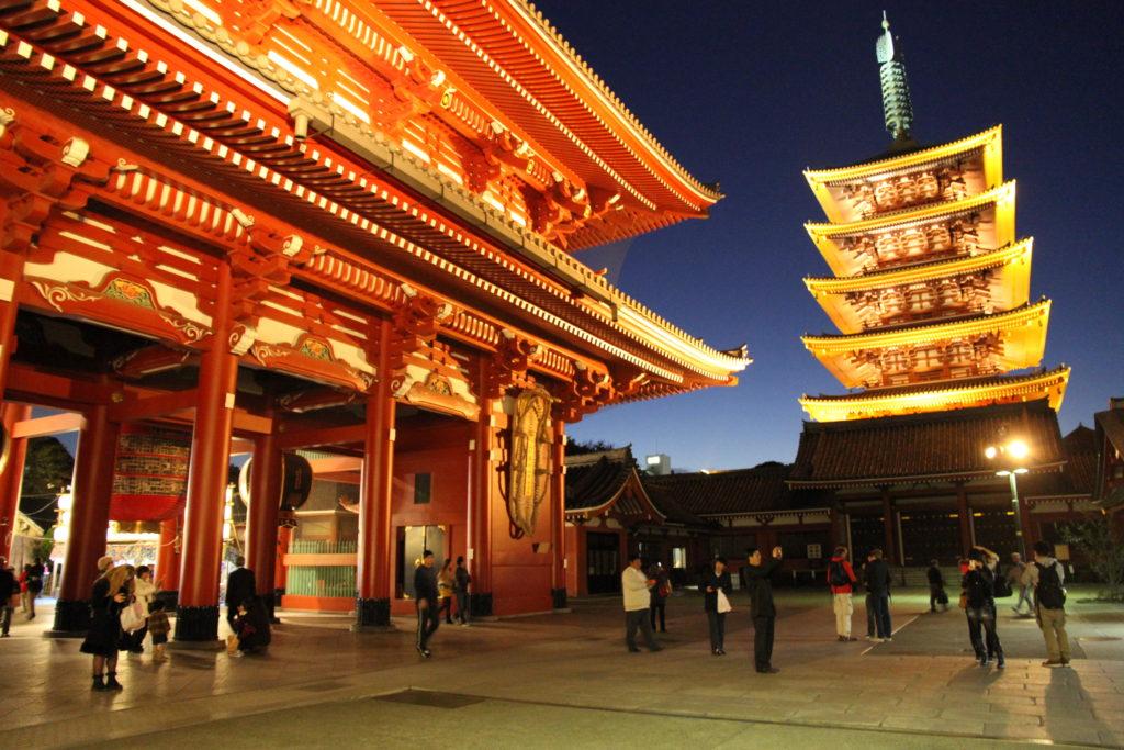 Asakusa Tokyo 1024x683 - Tokyo