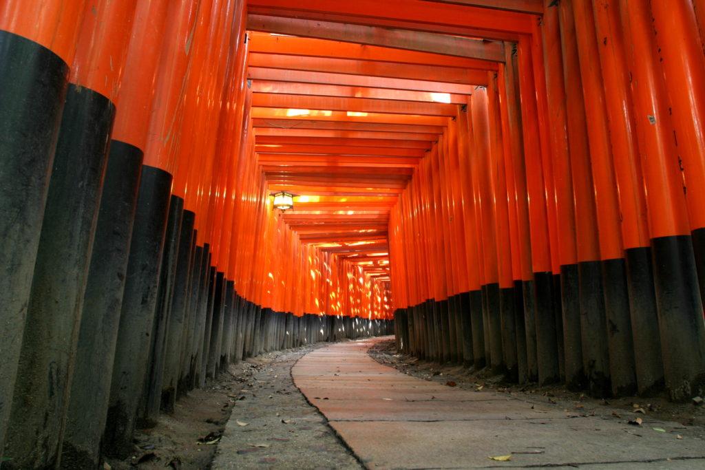 Fushimi Inara Kyoto 1024x683 - Kyoto