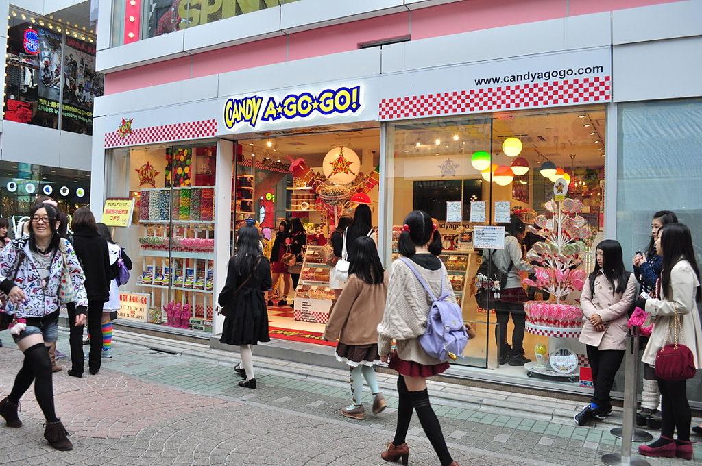 Harajuku   Takeshita Street  1024x680 - Tokyo