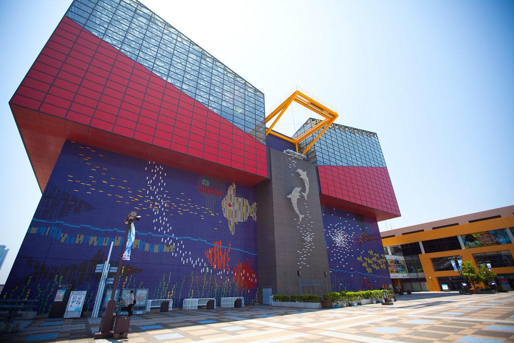 Kaikyukan Aquarium 1024x683 - Osaka