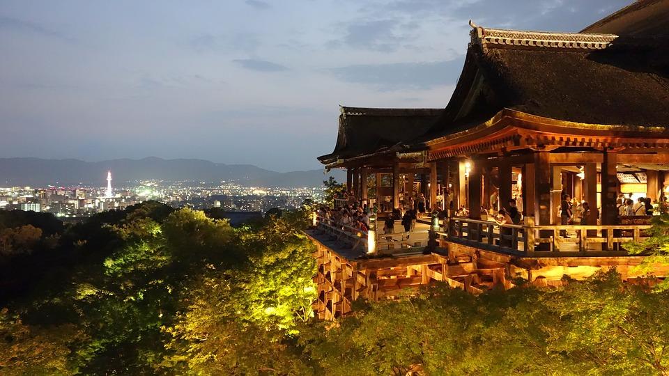 Kiyomizu dera Kyoto 1 - Kyoto