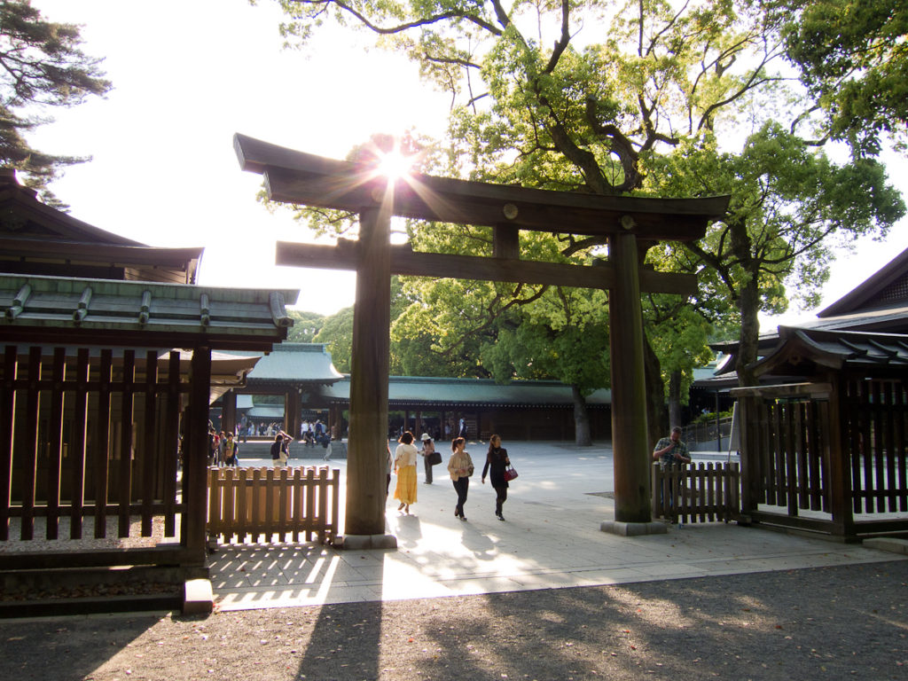 Meiji Jingu Shrine 06 1024x768 - Tokyo