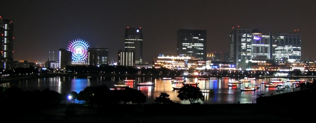 Odaiba 1024x401 - Tokyo