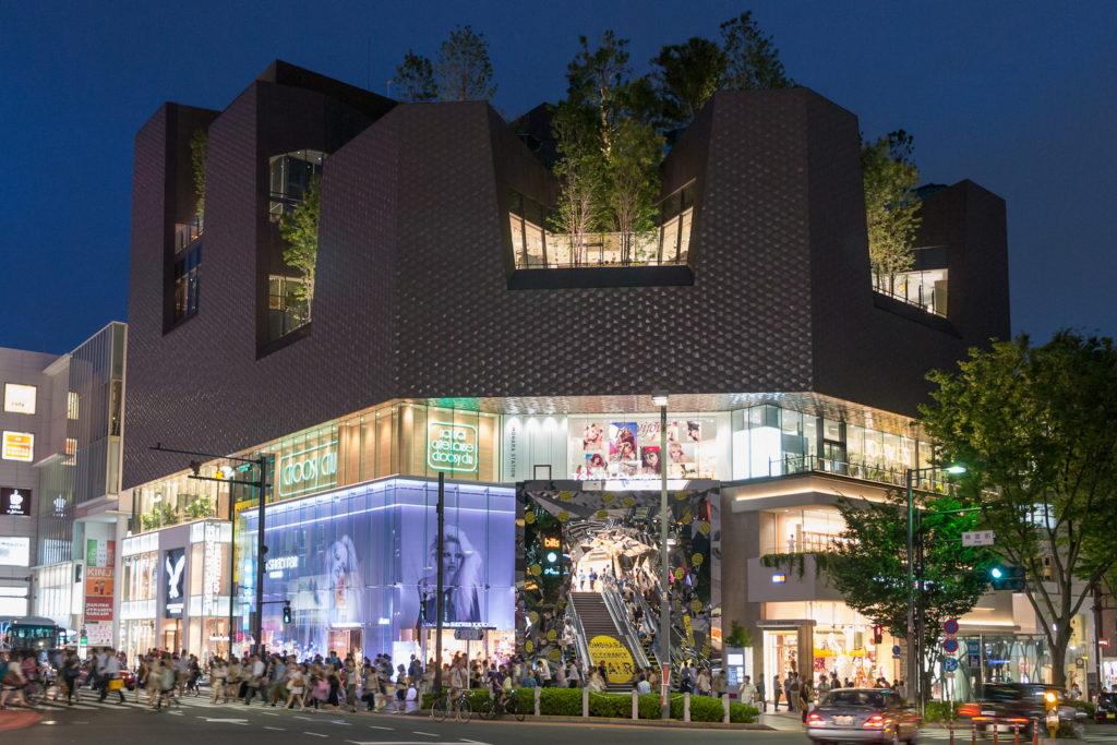Omotesando Harajuku 01 1024x683 - Tokyo