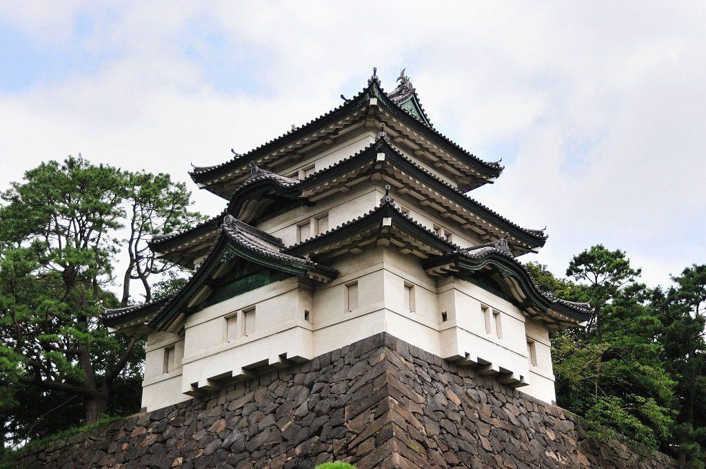 Tokyo Imperial Palace fujimi yagura 1024x681 - Tokyo