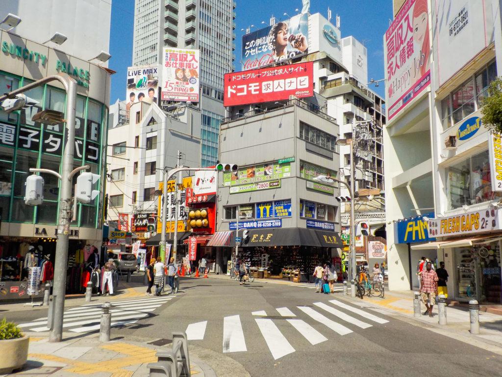 amerika mura 1024x768 - Osaka