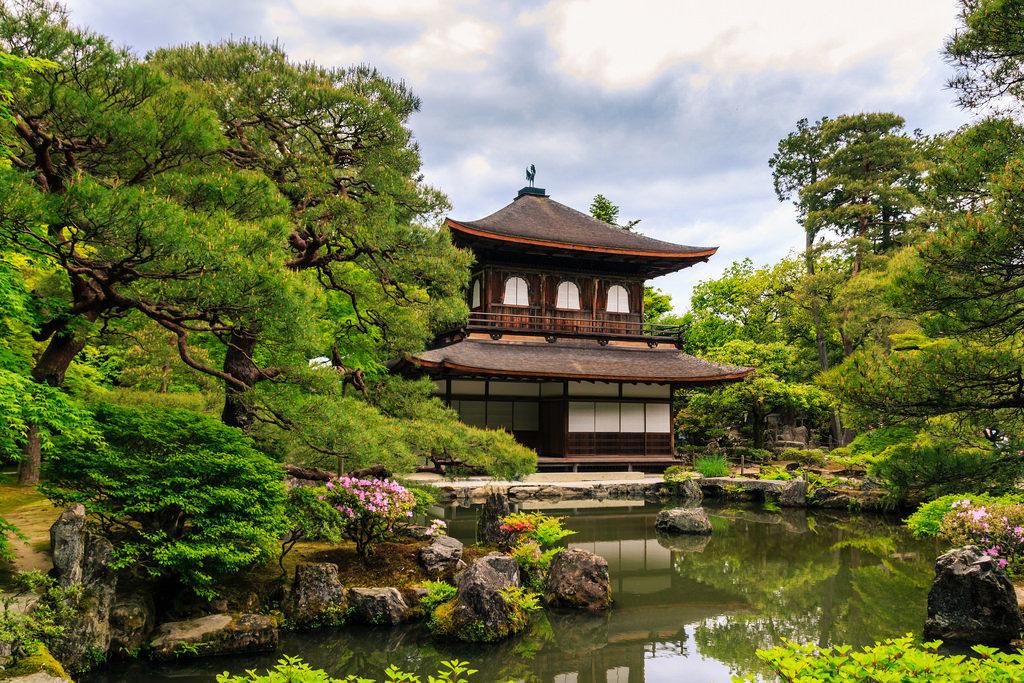 ginkakuji 1024x683 - Kyoto