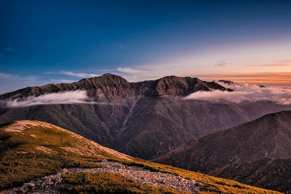 Tateyama - Alpine Route