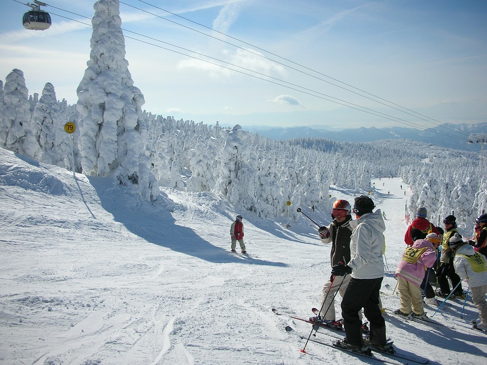 Japan Skiing Tour