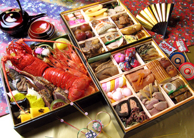 Oseti - Osechi Ryori: The Hidden Meanings Behind Japanese New Year Food